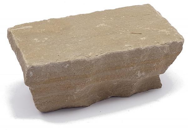 Merano Kleinpflaster Binder 10/20/7-9 cm gespalten