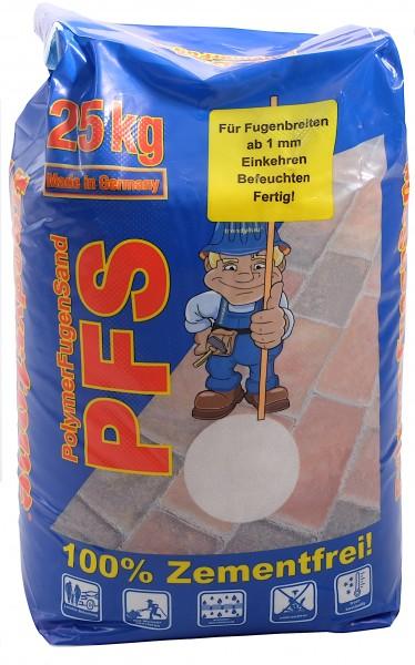 Polymerfugensand basalt 25 Kg Sack