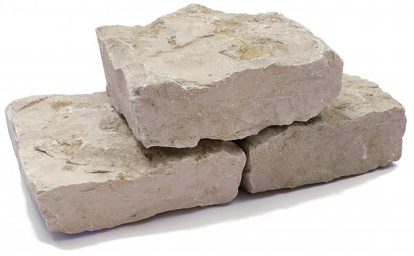 Jura Mauerstein 8-10 cm stark maschinengespalten palettiert
