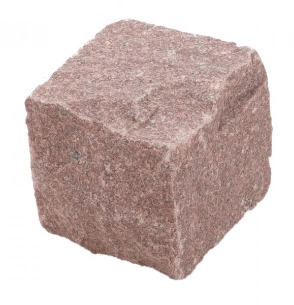 Granit Kleinpflaster Bohus 8/11 cm allseits gespalten