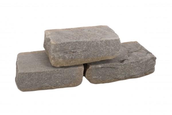 Adria Grey Mauersteine Antik 8-10/15-20 cm/freie Längen, palettiert