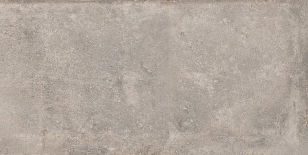 Keramik Bodenplatte Betoline Cross Hellgrau 45x90x2 cm