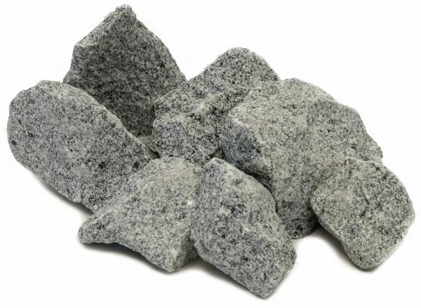 Granit Gabionensteine grau 60-120 mm