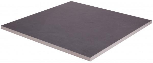 Keramik Bodenplatte Black RT 60x60x2 cm 2. Wahl