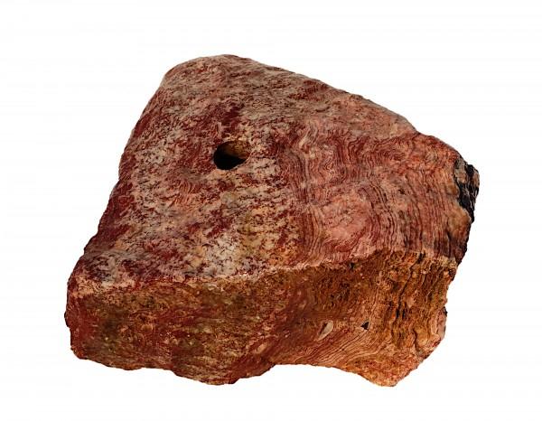 Onyx Rot Quellstein 40-50 cm