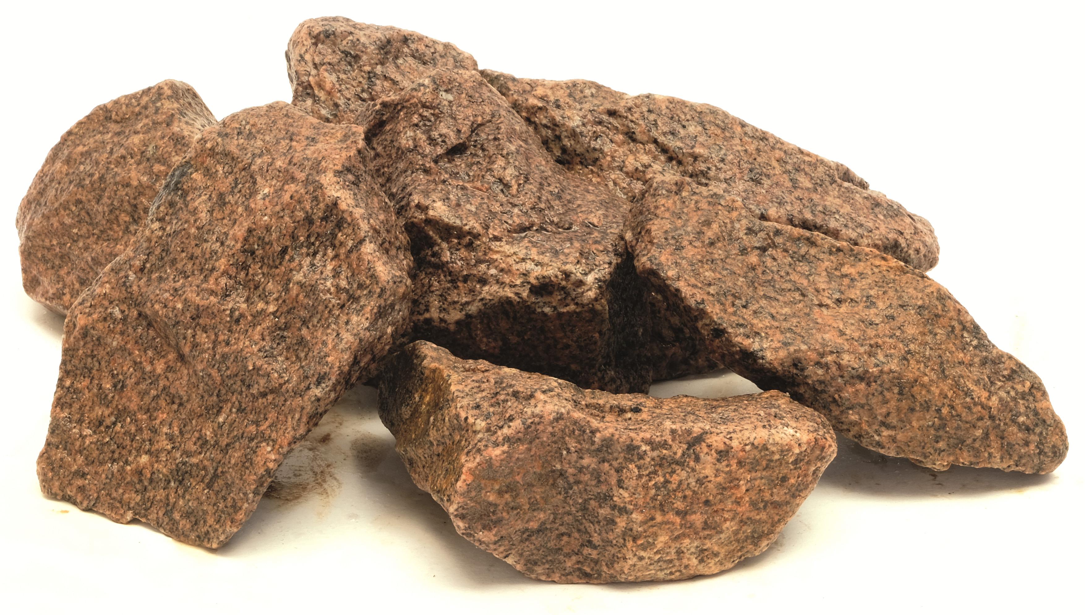 granit rot gabionensteine 60 120 mm gabionensteine produkte fachcenter f r zierkies. Black Bedroom Furniture Sets. Home Design Ideas