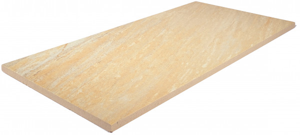 Keramik Bodenplatte Rio Dorado 80x40x2 cm