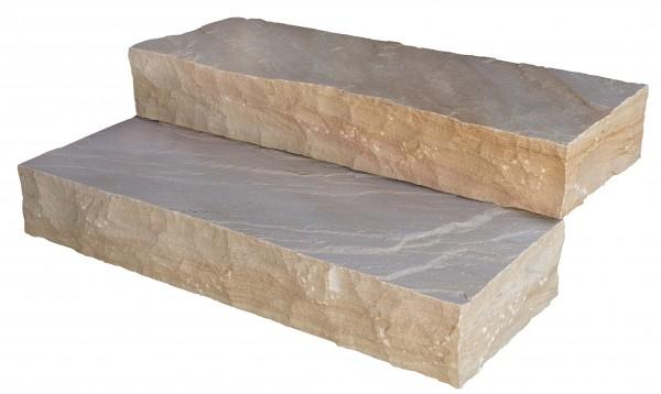 Sand Dunes Blockstufen 15/35/100 cm spaltrau