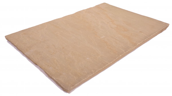 Merano Bodenplatten 60/40/2,5 cm Oberfläche spaltrau, Kanten handbekantet