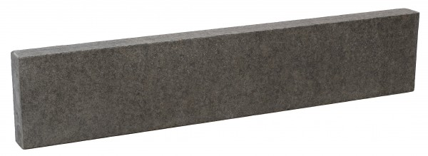 Basalt Stelen 6/20/100 cm geflammt, Kanten gefast