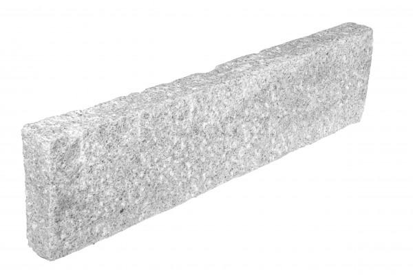 Granit Stelen grau 8/25/100 cm rundum gespitzt