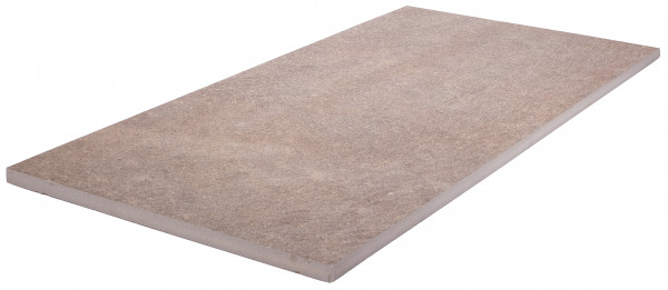 Keramik Bodenplatte Pietra di Lavis 45x90x2 cm