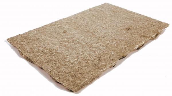 Luserna Gneis Bodenplatten rostfarben 30/3-5 cm stark, freie Längen Oberfläche