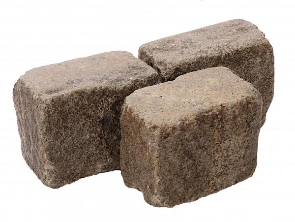Granit Großpflaster Schwedenpflaster Antik 14/18 cm