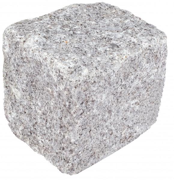 Granit Großpflaster grau 15/17 cm allseits gespalten