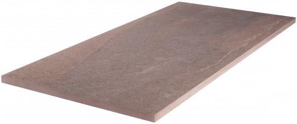 Keramik Bodenplatte Pietra di Faedis 45x90x2 cm