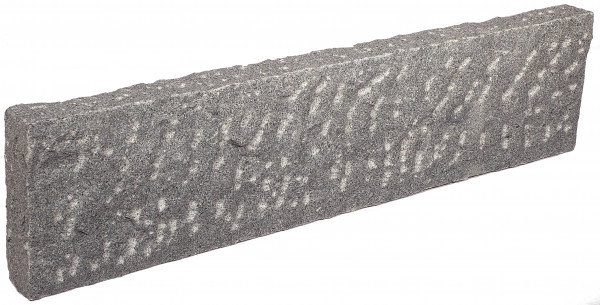 Granit Stelen anthrazit 8/20/100 cm rundum gespitzt