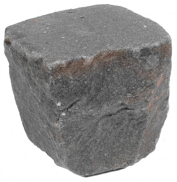 Karbon Quarzit Großpflaster Antik 14/18 cm