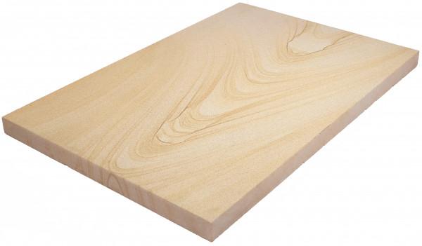 Merano Bodenplatten 60/40/3 cm Oberfläche sandgestrahlt und gebürstet