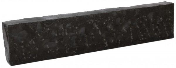 Basalt Stelen 6/20/100 cm rundum gespalten und gespitzt