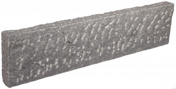 Granit Stelen anthrazit 7/25/100 cm rundum gespitzt