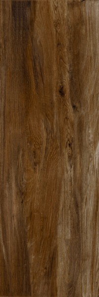 Keramik Bodenplatte Tree Barrique Braun 120x40x2 cm