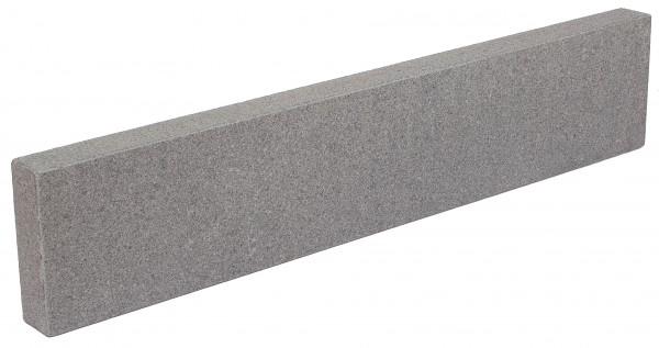 Granit Stelen anthrazit 7/25/100 cm allseits geflammt