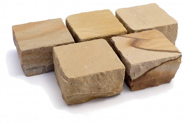 Sand Dunes Edelpflaster 10/10/6 cm Velvet finish